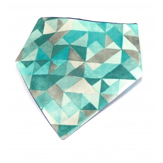 BANDANA | Mint Geometric