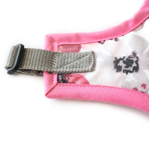Berry Floral Harness