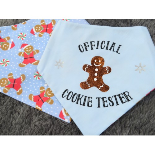 BANDANA | Official Cookie Tester