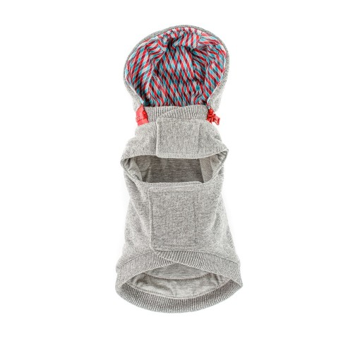 DOGWEAR | Sniffy's Hoodie in Red
