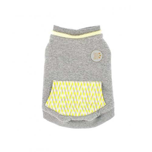 DOGWEAR | Sniffy's Hoodie in Yellow