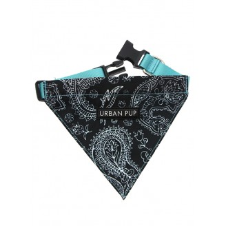 WALKIES | Blue Paisley Bandana