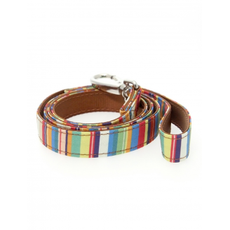 URBAN PUP | Henley Striped Lead