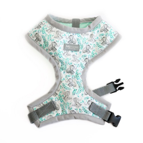 Elephants Never Forget Chest Harness 10% DONATED TO DEMENTIA UK
