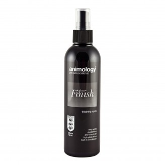 GROOMING | Gloss Finish Finishing Spray
