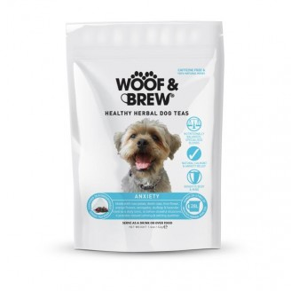WOOF & BREW | Anxiety Herbal Tea