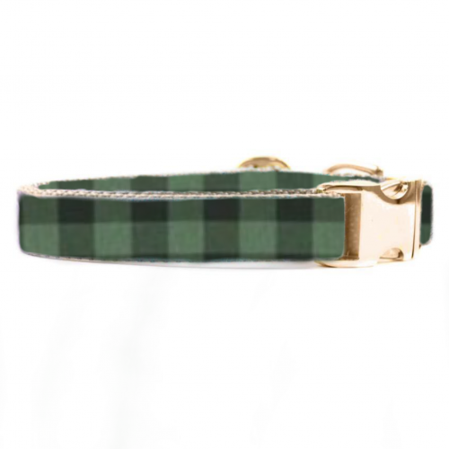 Northwoods Plaid Collar